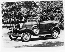 1930 Ford Model A Deluxe Phaeton, Factory Photo (Ref. # 41773)