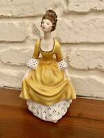 "Vintage Royal Doulton Figurine  ""Coralie"" HN2307 Made in England"