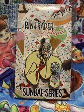Disney DSSH Cruella de Vil PTD Pin Trader Delight LE400
