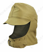 US Army GI WINTER CAP All Sizes Wool Lining Cold Weather Military Hat WW2 Repro