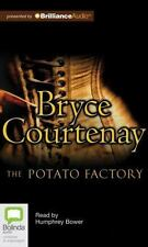 The Potato Factory by Bryce Courtenay (2012, CD, Unabridged)