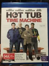 Hot Tub Time Machine ex-rental BLU RAY (2010 John Cusack comedy movie) cheap