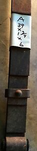 Studebaker leaf spring .   39 x 1 3/4 x 6 inch height.  USED.  Item:  4002