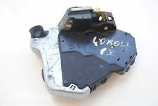 TOYOTA COROLLA 2004 RHD DOOR LOCK MECHANISM FRONT LEFT NEAR SIDE N/S