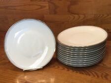 "12 ROSENTHAL china 3289 PRINCESS 9 3/4"" Dinner Plates ~ Excellent"