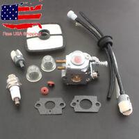 Carburetor Tune Up Kit F SRM2100 GT2000 GT2100 PAS2000 PAS-2100 PP-1200 Trimmer