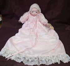 Signed Phyllis Parkins LARGE Bye-Lo Baby Porcelain Doll GRACE PUTNAM REPRO