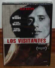 LOS VISITANTES DVD NUEVO PRECINTADO THRILLER POLICIACO ACCION (SIN ABRIR) R2