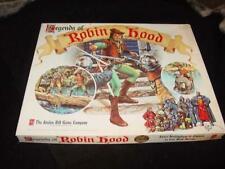 Avalon Hill - Legends of Robin Hood - Twelfth Century England - 1991 (Excellent)