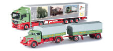 Herpa 303606 Set die cast 75th anniversaire of Wandt H0 1:87 modélisme