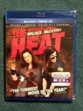 The Heat (Blu-ray Disc, 2016) Includes ULTRAVIOLET Digital Copy FREE SHIPPING!