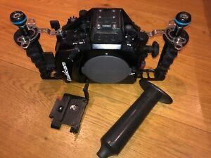 Nauticam NA-EM! Underwater Housing For Olympus OMD E1 (Mk 1) SCUBA Diving Camera