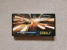 Sebili (Antiblendlicht - ABL), optisches Sicherheitssystem für PKW - NEU