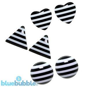 Bluebubble Mini SWINGING 60s Stud Earrings Cute Kitsch Retro Sweet Boho Chic Fun