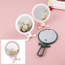 2X Magnifying Vanity Makeup Mirror Double Sided Handheld Foldable Cosmetdn