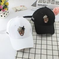 Cotton Singer Dreadlocks Snapback for Men Women Hip Hop Hat Unisex Baseball Cap-