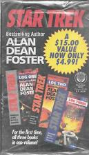 """Star Trek Logs One-Three"" by Alan Dean Foster"