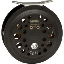 Martin Fishing 21-14522 Caddis Creek Fly Reel 20 /50Yd Bk 30Yd/4Wt Cc61-Bx6