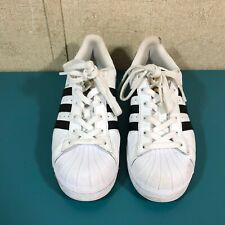 adidas Women's Size 6.5 Superstar Sneakers White