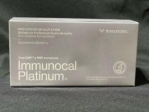 IMMUNOCAL PLATINUM by IMMUNOTEC - Brand New! Exp. 05/2023