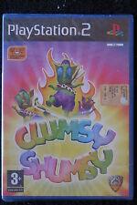 PS2 : CLUMSY SHUMSY - Nuovo, sigillato ! Da Phoenix Games!