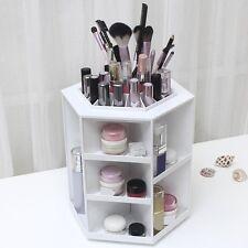 360° Kosmetikbox Kosmetik organizer Make Up Aufbewahrung Sortierkasten Ständer