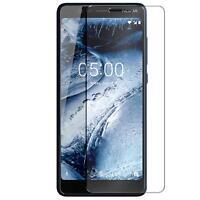 Panzerfolie für Nokia 5.1 2018 Glasfolie Folie Display Panzer Schutz Glas