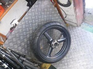 Suzuki GSXR 600 Front Wheel