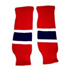 Blue Sports - Knitted Canadiens-de-montreal Hockey Socks - Senior