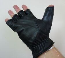 Warrior Soul Cowhide Leather Cycling Driving Motorcycle Gloves BNWT RRP £24.99