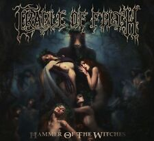 2XLP Cradle Of Filth - Hammer of the Witches