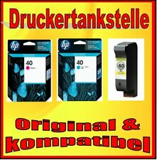 Mix Cartridges HP 40 Deskjet 1200c 1600c CopyJet Xerox 2230 Color Copier 210 51640