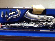 Tenor Saxophon Akustik gebördelt, überholt mit Case