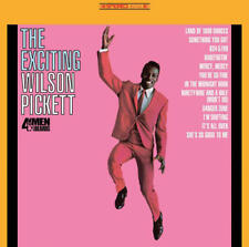 Wilson Pickett - The Exciting Wilson Pickett LP RE NEW / LTMD ED TURQUOISE VINYL