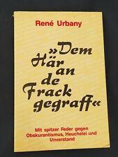 RENE URBANY DEM HAR AN DE FRANCK GEGRAFF 1987 LUXEMBOURG