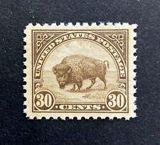 US Stamps, Scott #569 30c1923 Buffalo 2018 PSAG Certificate - GC XF 90 M/N
