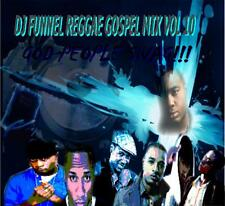 DJ FUNNEL STREET  REGGAE GOSPEL MIX CD VOLUME 10