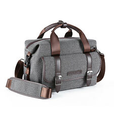K&F Concept Camera Gadget Shoulder/Messenger Bag For Nikon Canon DRSL Waterproof
