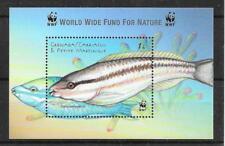g122 WWF 2001-Fische/ Grenada+Grenadinen MiNr Block A311** !!! selten angeboten