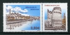 France 2018 MNH Perigueux Dordogne 1v Set + Label Tourism Architecture Stamps