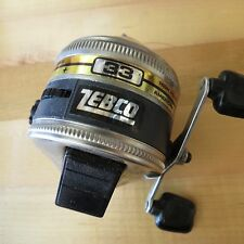 Vintage Zebco 33 fishing reel made in Usa (lot#9267)
