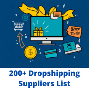 200+ Dropshipping  Suppliers List ✅ $0.99 ✅ Drop Shipping sellers ✅ UPDATE 2021