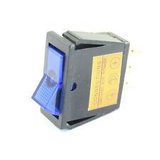 Interruptor iluminado de azul-On/Off-Tractor de coche 12v Luz De Tablero