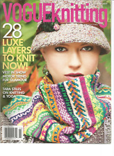 VOGUE KNITTING Magazine WINTER 2013/2014,28 LUXE LAYERS TO KNIT NOW!