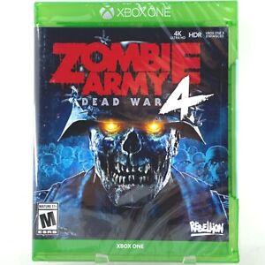 Zombie Army 4 Dead War: Xbox One [Brand New]