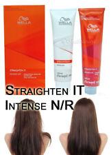 Wella STRAIGHTEN IT Intense N/R Hair Straightening Cream & Neutralizer 200ML