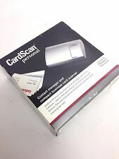 CardScan Personal V8.05 Compact Business Card Scanner