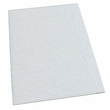 "Dynarex Dental Bibs - White,17 3/4"" x 12 7/8""  - 500/Case"