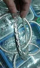collana bagno argento indiano RIGIDA ARTICOLO PL ARGENTO LAVORAZIONE INDIANA
