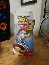 Toy Story 3 Jessie Action Figure New Sealed Mattel